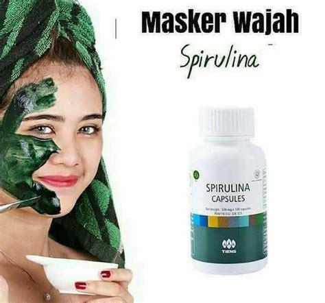 085870872422 jual masker wajah spirulina murah surabaya