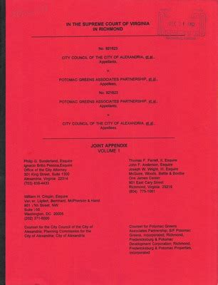 Alexandria Court Records Virginia Supreme Court Records Volume 245 Virginia Supreme Court Records