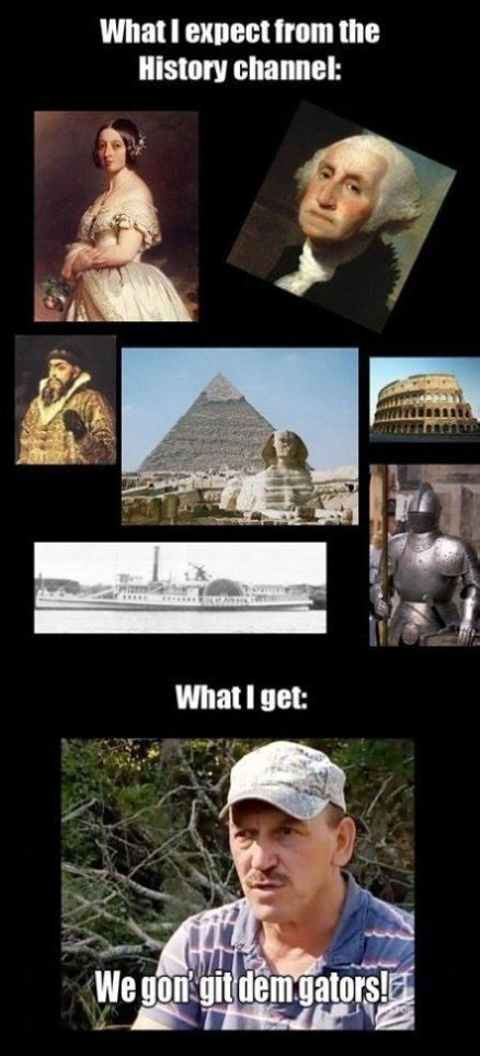 Funny History Memes - funny history channel