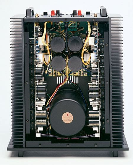 Jc1 St parasound hca 3500 power lifier stereophile
