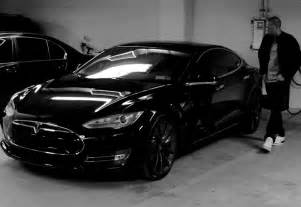 Tesla Electric Car Efficiency Z Now Owns A Murdered Out Tesla Model S Apparently