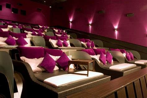 Comfortable Cinemas by 10 Coolest Comfiest And Strangest Experiences