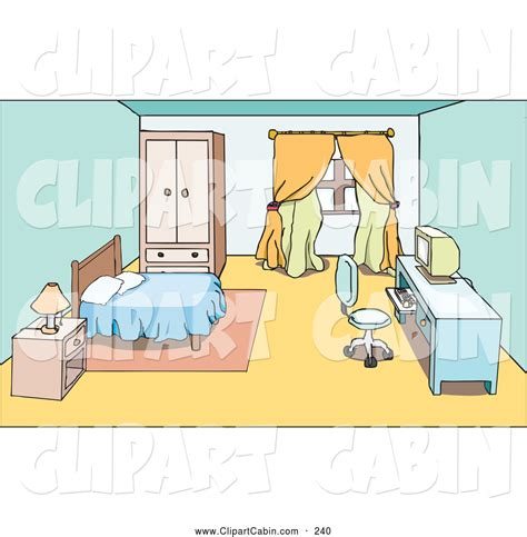 clipart of bedroom tidy bedroom clipart collection picture