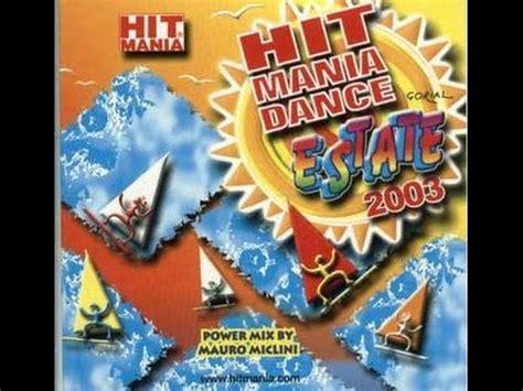 balada 2000 2001 mixed by verssaly hit mania estate 2003