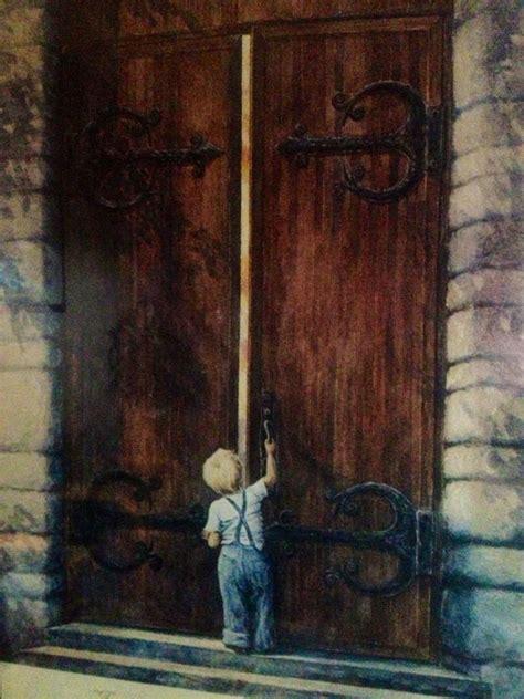 Big Door by Pilgrim Scribblings Big Door