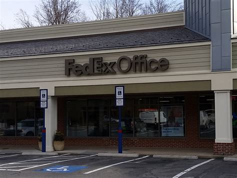 fedex office print ship center charlottesville virginia