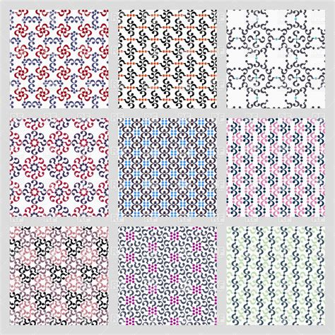 simple pattern top marks simple seamless laced patterns of question marks vector