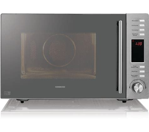 Microwave Kenwood kenwood k30css14 combination microwave stainless steel 30