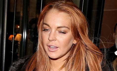 Lindsay Lohan Attempted The Blemish 2 by Lindsay Lohan London2 164229 Photos The Blemish