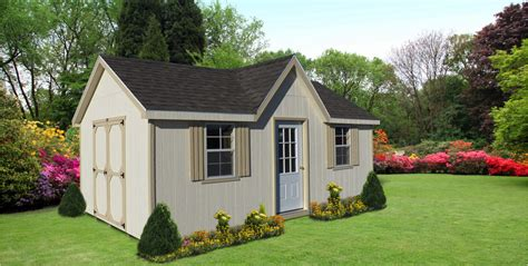 chalet prefab garden sheds north country sheds