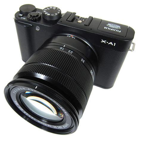 Kamera Fujifilm A1 geschwindigkeit testbericht zur fujifilm x a1