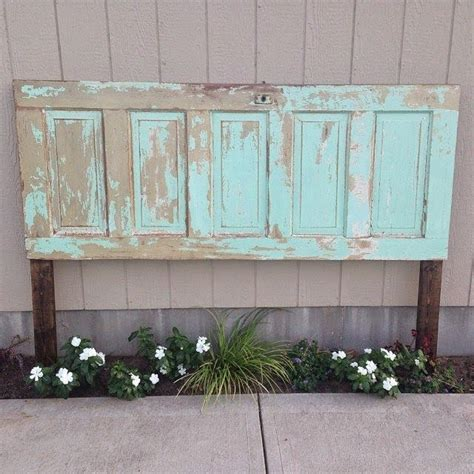 door headboard for king size bed 25 best ideas about old door headboards on pinterest