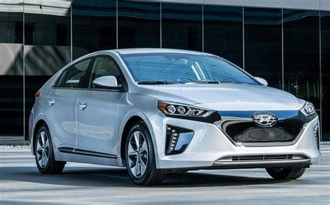 hyundai ioniq electric named the greenest vehicle of 2017