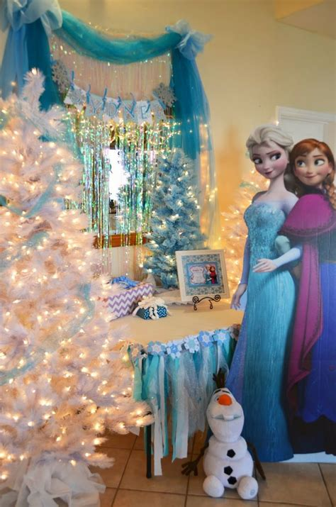 frozen themed party kelso 17 best images about xmas tree ideas on pinterest trees
