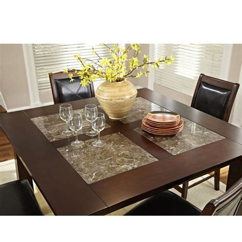 Granite Top Kitchen Table by 560 Granita 54 Quot Counter Height Dining Table With Granite