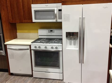 white ice kitchen appliances elegance and stylish looking of white ice collection from whirlpool homesfeed
