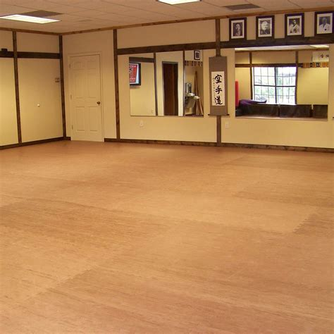 1 in martial arts flooring tiles karate mats showing foam wood grain studio floors