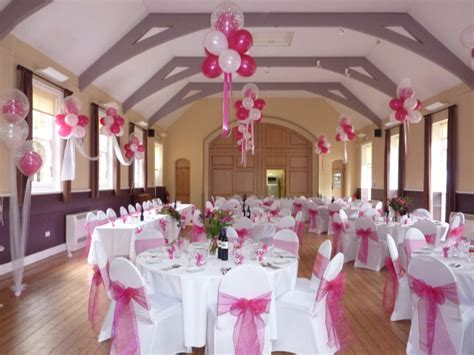 Wedding balloon decorations : Rugby, Daventry, Coventry