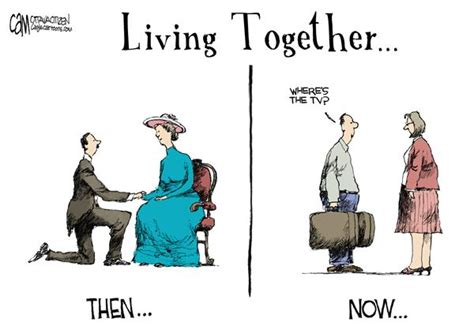 the patch marriage and the of living together books politicalcartoons