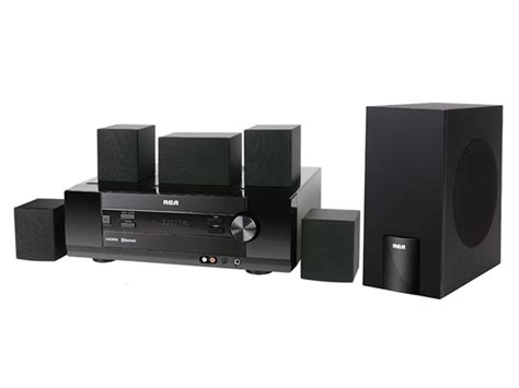 rca 1000w home theater system w bluetooth