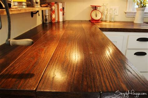 Cheap Butcher Block Countertops by Best 25 Plywood Countertop Ideas On Cheap