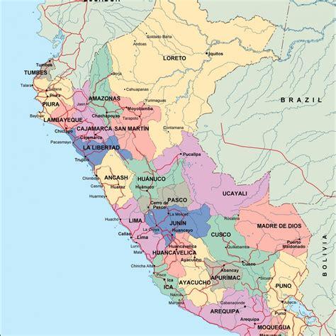 map of peru peru political map order and peru political map