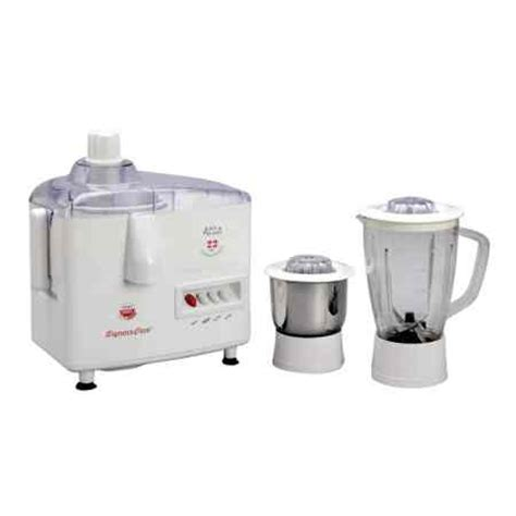 Blender Signora signora sjg 1500 juicer mixer grinder price specification features signoracare juicer mixer
