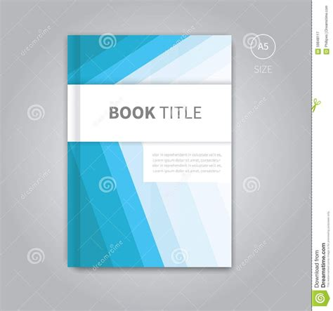 template for cover book cover design template template ideas