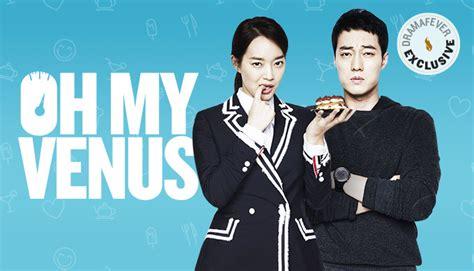 film drama korea oh my venus what i m watching november december heart of manga