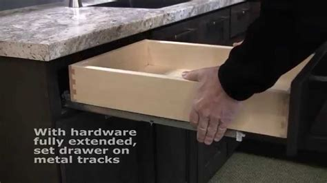 remove ikea drawer how to remove a drawer quicktips from showplace doovi