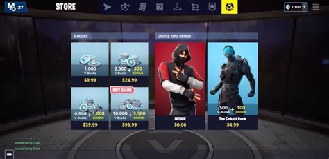 samsung  exclusive ikonik fortnite skin  accidently