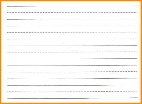 printable lined paper for pre k printing practice worksheet worksheets for school