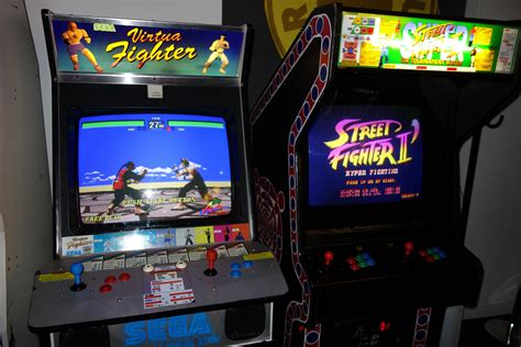 killer instinct arcade cabinet a visit to arcade club europe s biggest arcade general