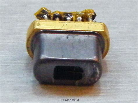 chip diode laser diode housing from hardware store parts