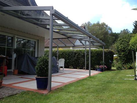 aluminium glas terrassendach in l form - Terrassendach Aluminium Glas