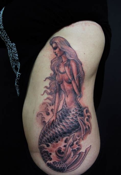 mermaid tattoo design mermaid images designs