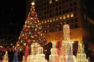 Lighting Careers Chicago Downtown Tree Contenders Can Submit Applications