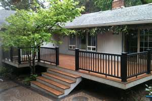 Pictures Of Patio Decks Green Decks Green Patios Green Porches Tips Cost Amp Value