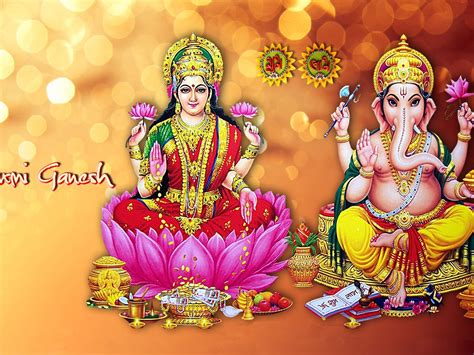 laxmi ganesh hd wallpaper   mobile  tablet  wallpaperscom