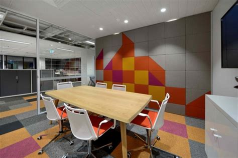 informal meeting room layout financeplus offices by the bold collective sydney