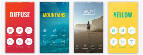 designer app new skins to spice up your app design