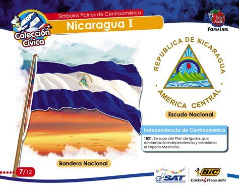 imagenes simbolos patrios de nicaragua nicaragua i hago mi tareahago mi tarea