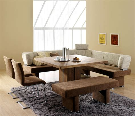 dining room table with corner bench seat contemporary dining room design with square wooden dining