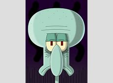 Sad Squidward by Jeanyawesome on Newgrounds 2015 Movies