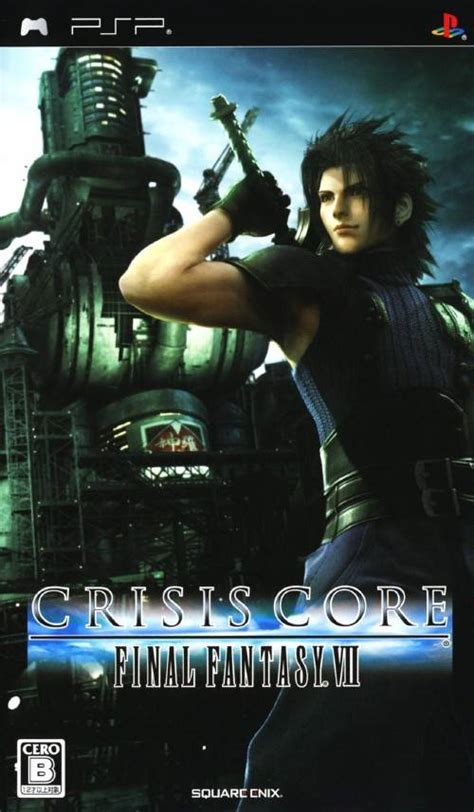 film final fantasy vii crisis core crisis core final fantasy vii for psp iso unduh31 com
