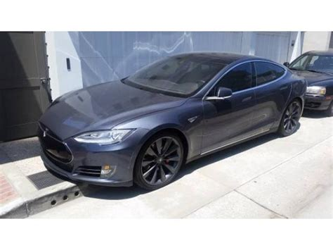 2015 tesla p85d for sale los angeles hawthorne electric