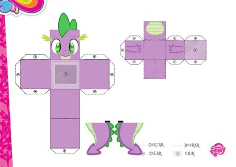 Papercraft Forum - papercraft collection 1 the citrus files mlp forums