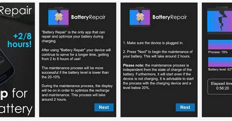 battery repair pro apk battery repair doctor boost app android android apps