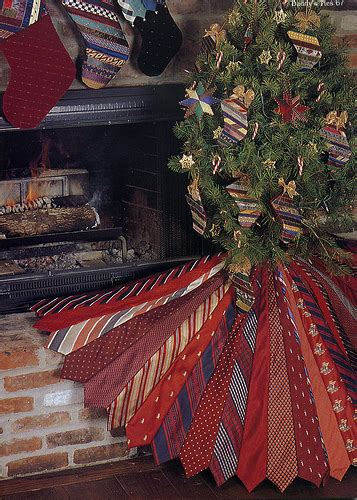 unexpected christmas tree skirts the decorologist