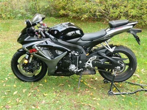 Suzuki Gsxr 600 Mileage Buy 2006 Suzuki Gsxr 600 Low Great Bike K7 Black On